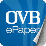 OVB ePaper, Blätterkatalog Kiosk App, Pressreader online blättern, digitale Zeitung